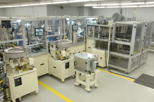 High end Assembly automation systems